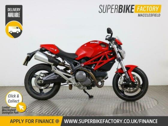 2013 63 DUCATI MONSTER 696 + - BUY ONLINE 24 HOURS A DAY