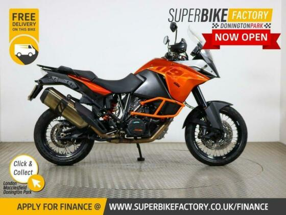 2016 16 KTM 1190 ADVENTURE - BUY ONLINE 24 HOURS A DAY