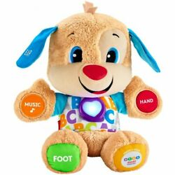 FISHER PRICE LAUGH AND LEARN SMART STAGES PUPPY *DISTRESSED PKG