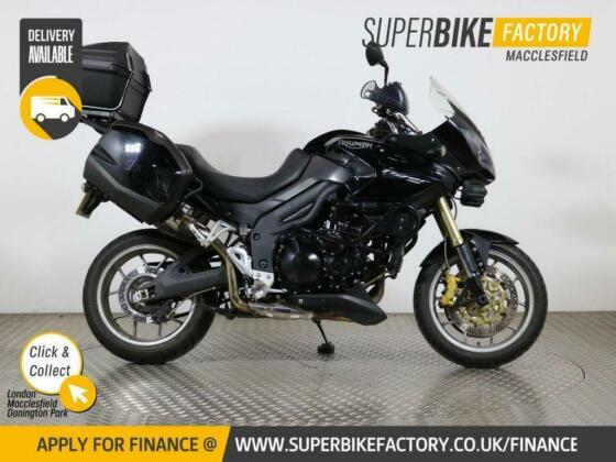 2010 10 TRIUMPH TIGER 1050 - BUY ONLINE 24 HOURS A DAY