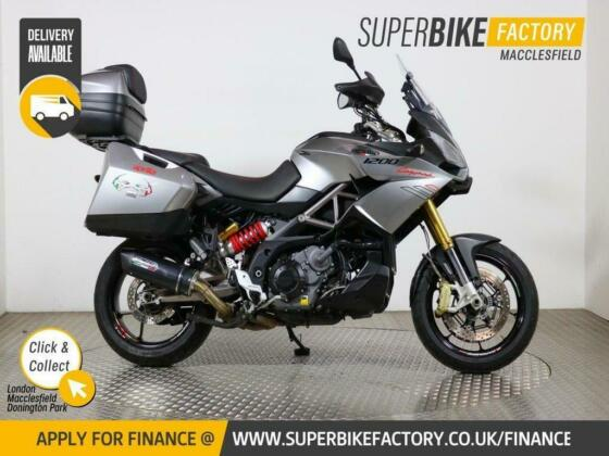 2013 13 APRILIA CAPONORD 1200 ABS - BUY ONLINE 24 HOURS A DAY