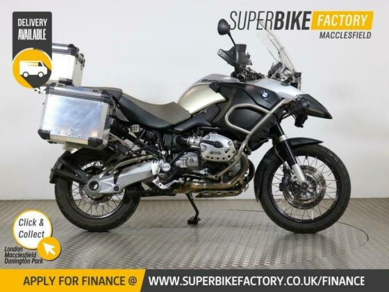 2007 07 BMW R1200GS ADVENTURE BUY ONLINE 24 HOURS A DAY