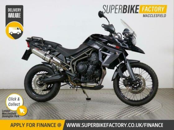 2016 16 TRIUMPH TIGER 800 XC - BUY ONLINE 24 HOURS A DAY