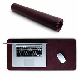Londo Top Grain Leather Extended Mouse Pad - Desk Mat