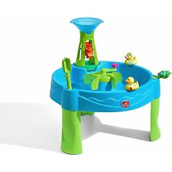 Dive Water Table | Kids Water Table with Water Tower & 5Dive Wat-Pc Accessory