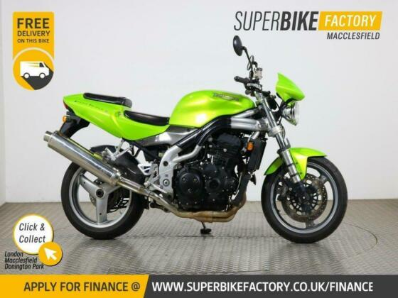 2003 03 TRIUMPH SPEED TRIPLE 955I - BUY ONLINE 24 HOURS A DAY