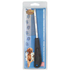 Resco Pro Comb, Nickel Plated, Coarse Tooth