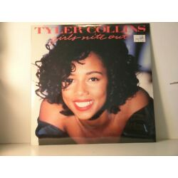 Tyler Collins----''Girls Nite Out''----33 RPM Vinyl Record