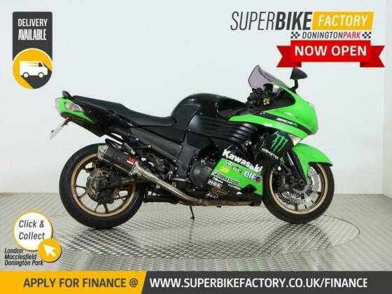 2010 10 KAWASAKI ZZR1400 DAF ABS - BUY ONLINE 24 HOURS A DAY