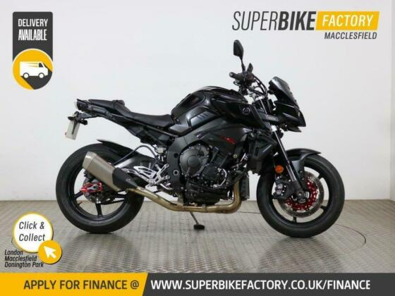2017 08 YAMAHA MT-10 - BUY ONLINE 24 HOURS A DAY
