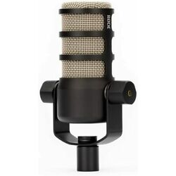 Rode PodMic Cardioid Dynamic Podcasting Microphone- Broadcast-Quality Microphone