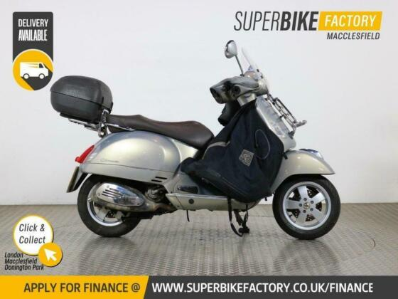 2013 63 PIAGGIO VESPA GTS 300 TOURING - BUY ONLINE 24 HOURS A DAY