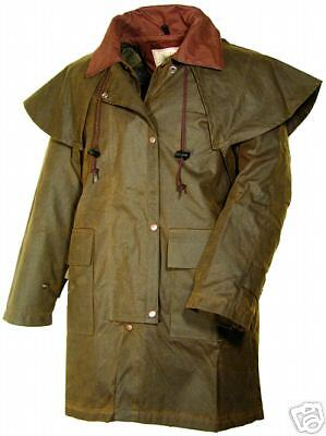 how to clean oilskin coat