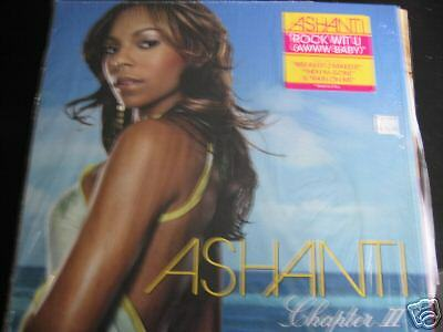 Ashanti - Chapter II LP New Full Length Chink Santana 2 | eBay