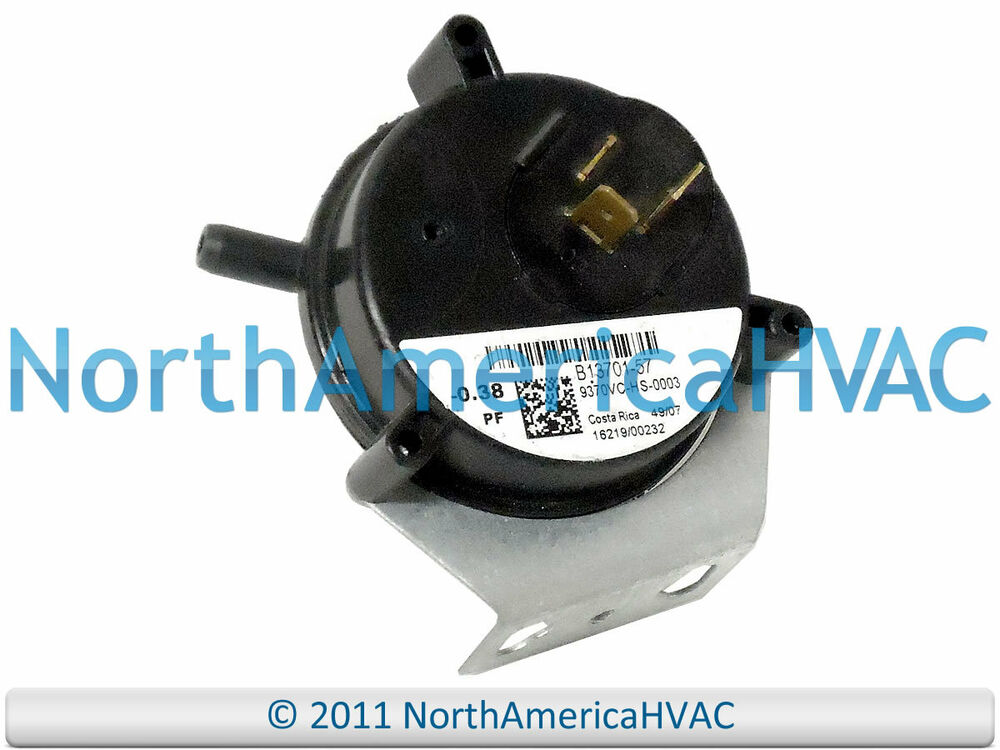 Furnace Air Pressure Switch Mpl 9300 V 0 38 Deact N C Ebay