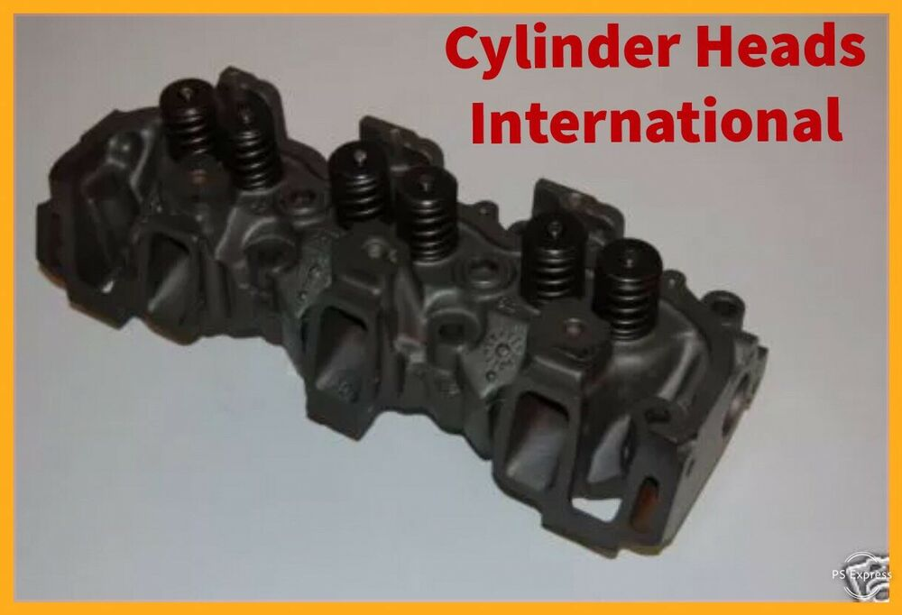 ford ranger 4 0 liter pushrod v6 rebuilt cylinder head ebay. Black Bedroom Furniture Sets. Home Design Ideas
