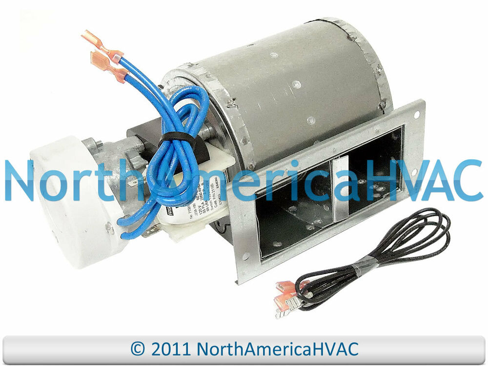 Coleman mobile furnace exhaust inducer motor 7990 317 ebay for Furnace exhaust blower motor