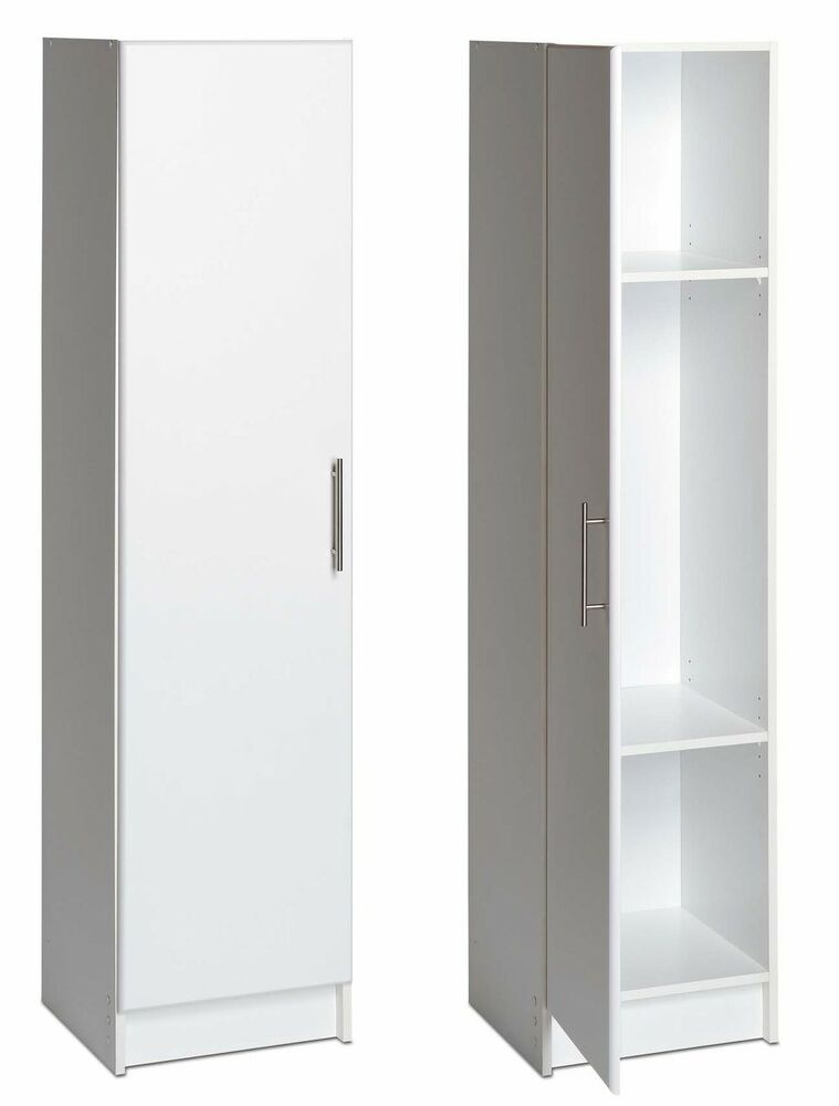 65 Quot Kitchen Pantry Storage Cabinet Broom Closet New Ebay
