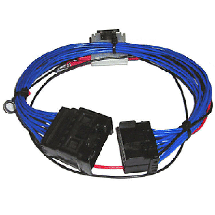 Manual Air Suspension Override Wiring Harness