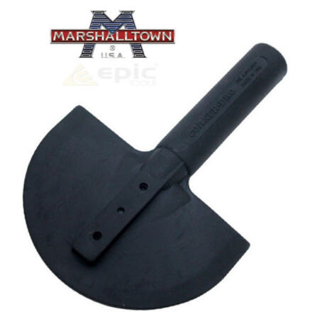 img-Marshalltown Flexible Rubber Corner Pro Wipe Down Blade For Pole Made In USA M30