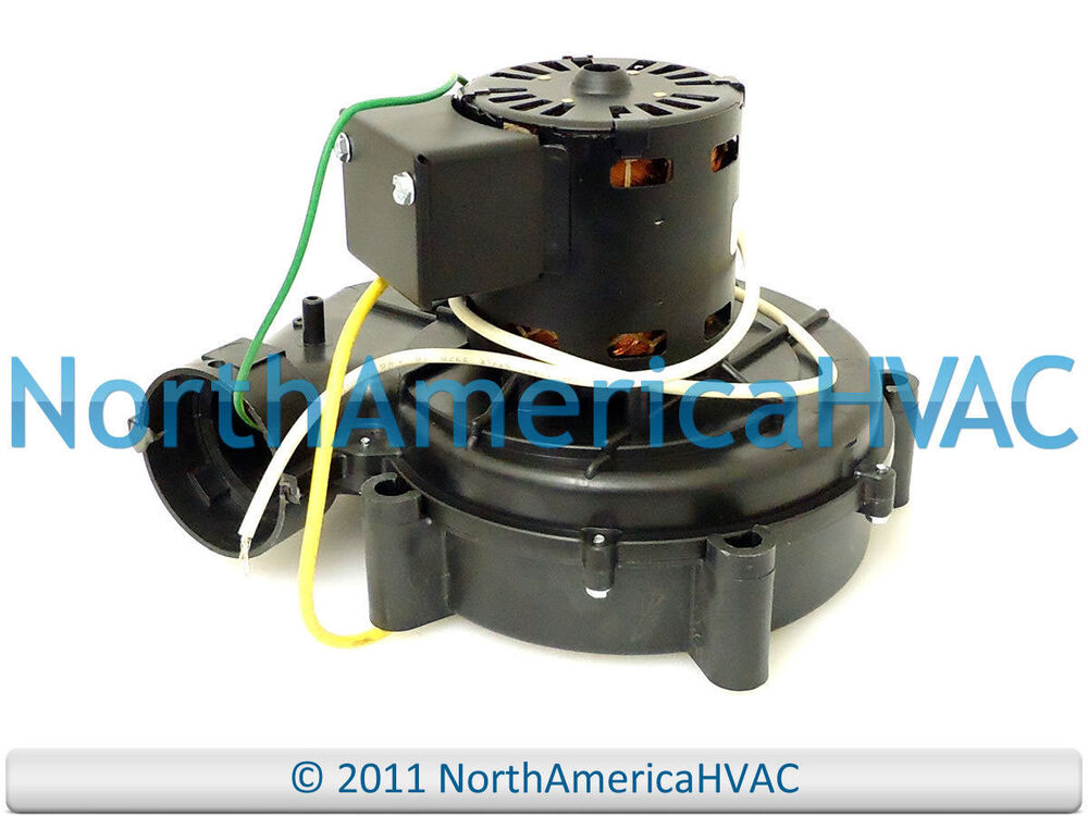 York luxair fasco 7162 3484 inducer motor 024 25057 000 ebay for Luxaire furnace draft inducer motor