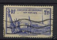 France 1939 SG#638 2f25 New York Worlds Fair Used