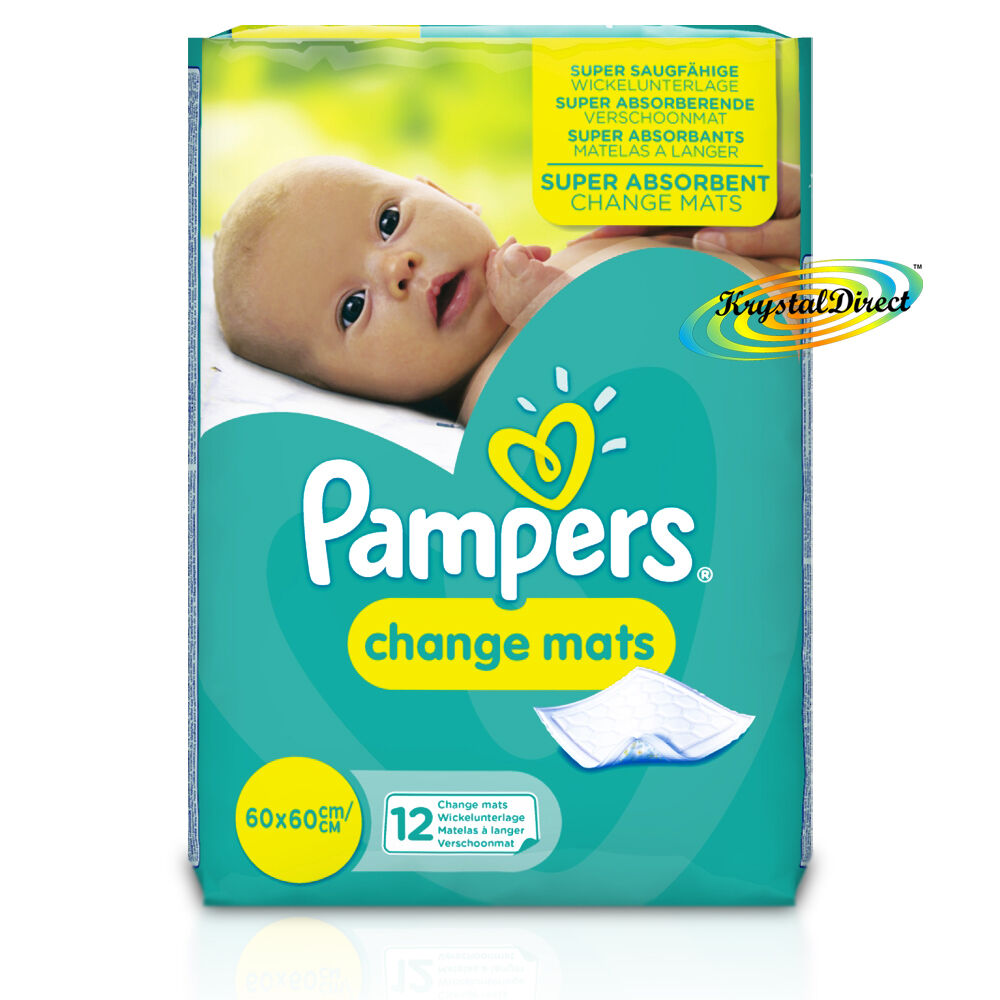 Pampers Super Absorbent Baby Children Disposable Change