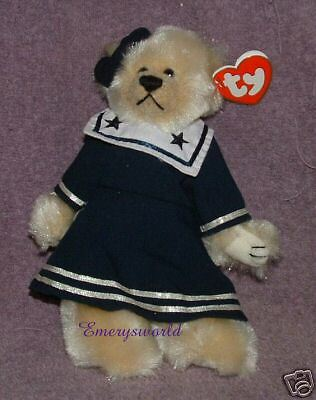 Ty Beanie Babies Attic Treasures Breezy Retired Ebay