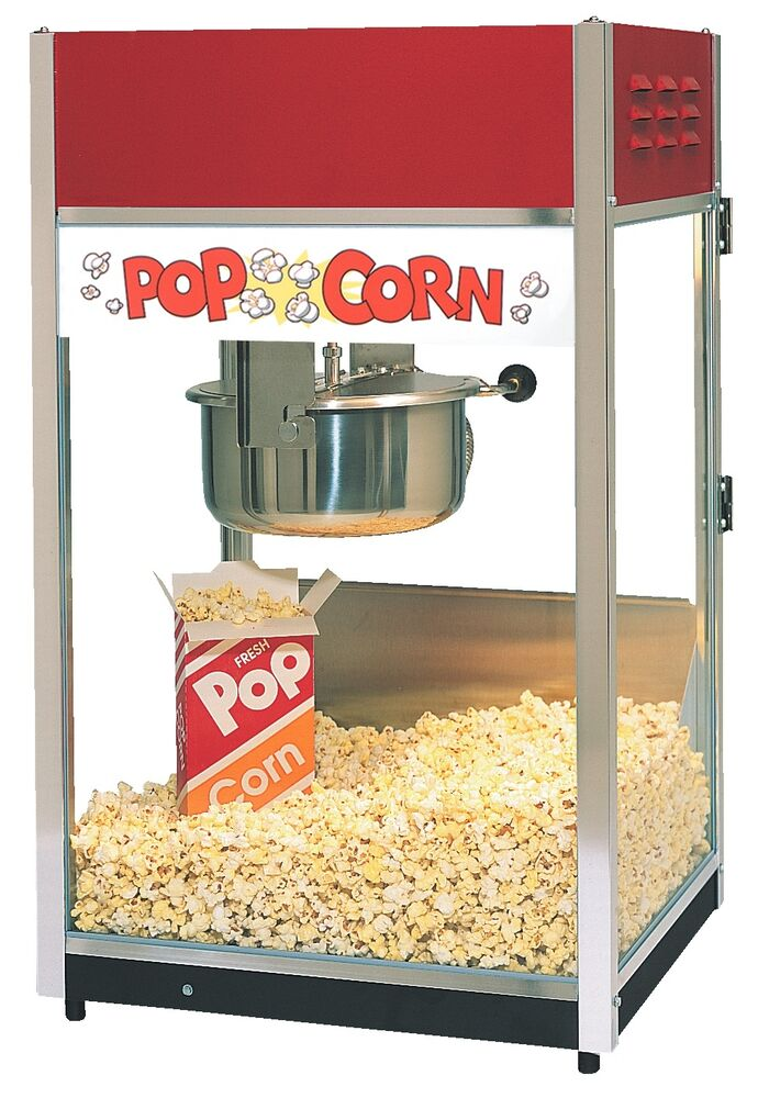commercial theater popcorn machine popper maker gold medal 2656 6 oz ultra 60 ebay