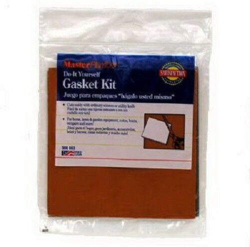 william h harvey 2 pack master plumber do it yourself gasket kit ebay. Black Bedroom Furniture Sets. Home Design Ideas