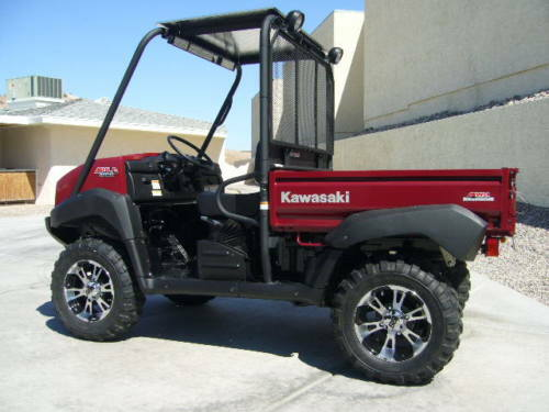 kawasaki mule accessories ebay