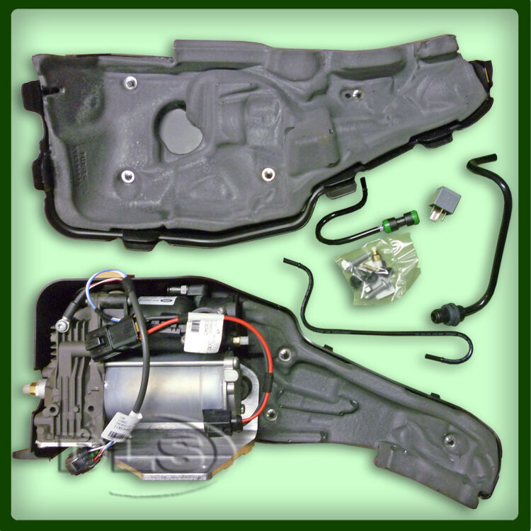 Air Suspension Compressor Land Rover Discovery 3