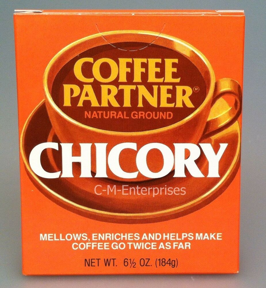 Coffee Partner Natural Ground Chicory 6.5 oz | eBay