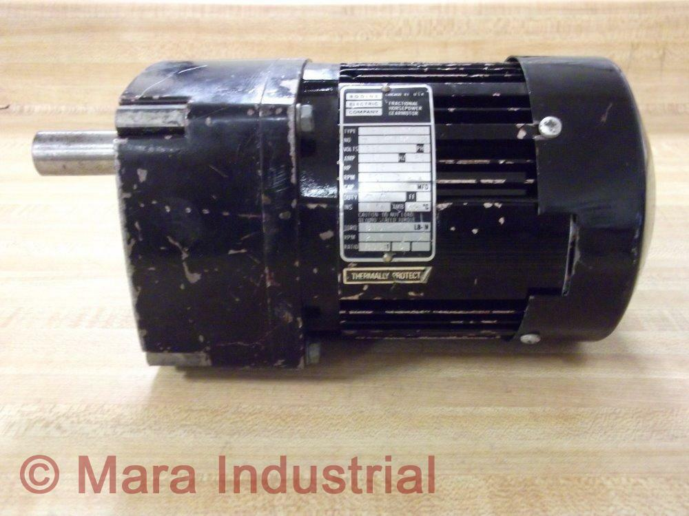 Electric Motor 1700 Rpm