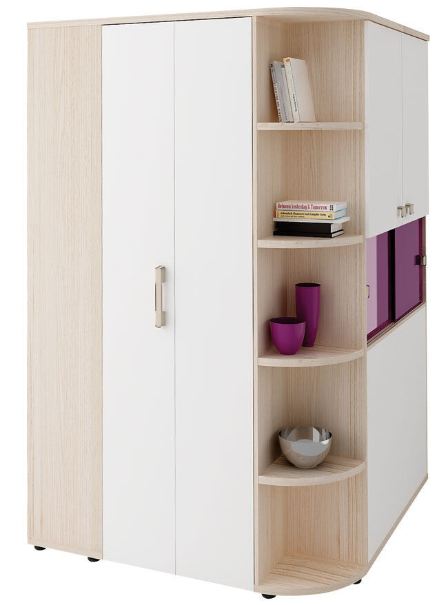 welle begehbarer eckschrank kleiderschrank unlimited. Black Bedroom Furniture Sets. Home Design Ideas