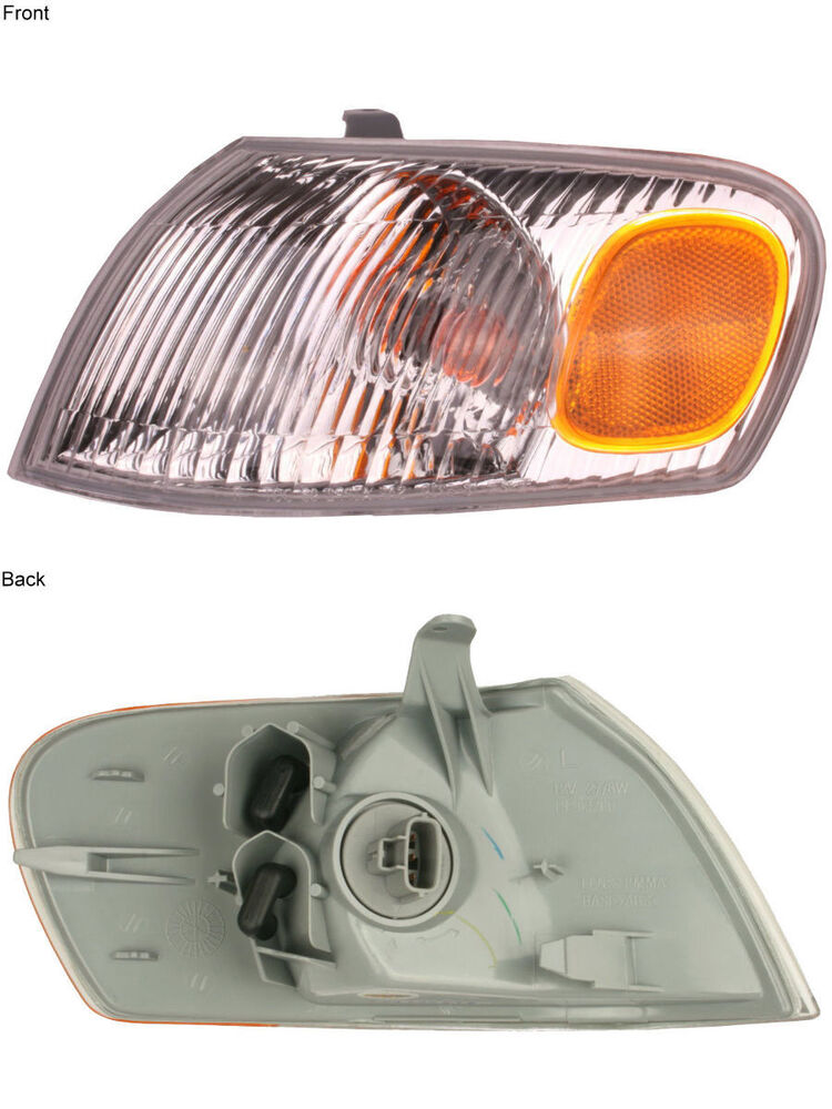 New Left Corner Light Turn Signal Lamp Fits 1998 2000