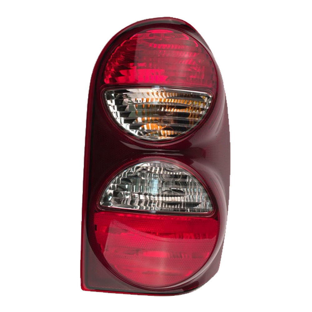 Details About New Right Tail Light Embly Penger Side Fits 2005 2007 Jeep Liberty