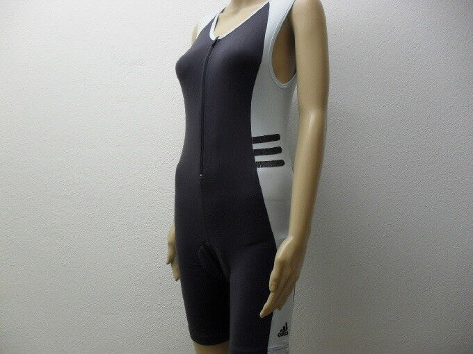 adidas damen mtb body w anzug tight mit sitzpolster ebay. Black Bedroom Furniture Sets. Home Design Ideas