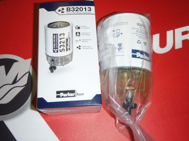 New Racor fuel filter Water seperator B32013 Part eBay