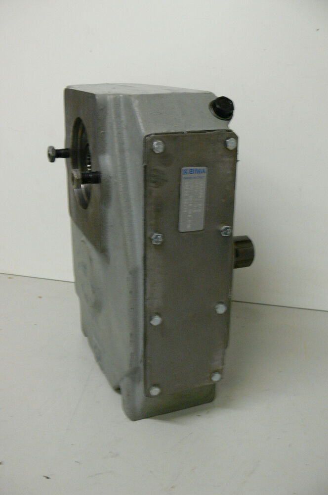 Hydraulic Drive Gearboxes : Gearbox for hydraulic pump to tractor pto hp capacity