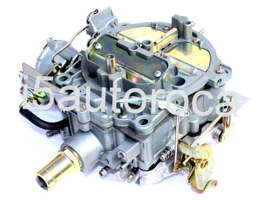 rochester quadrajet 4 barrel carburetor fits 1972 73 74. Black Bedroom Furniture Sets. Home Design Ideas