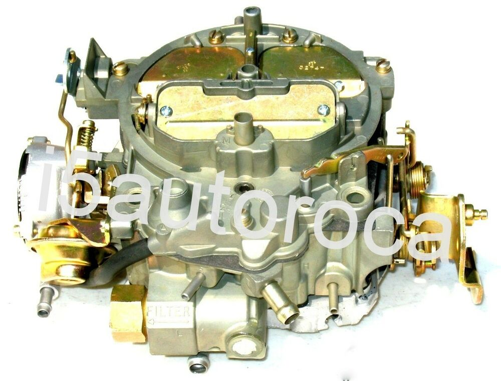 rochester quadrajet carburetor 350 chevy truck climatic ebay. Black Bedroom Furniture Sets. Home Design Ideas