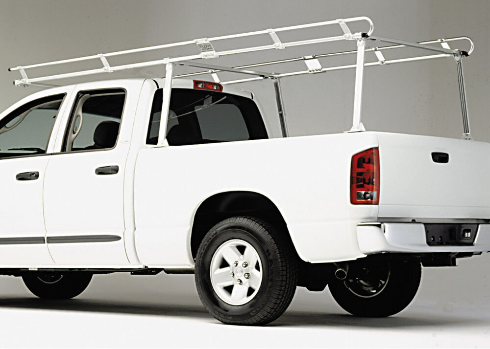 tacoma rack toyota truck ladder bed cab crew utility extended hauler