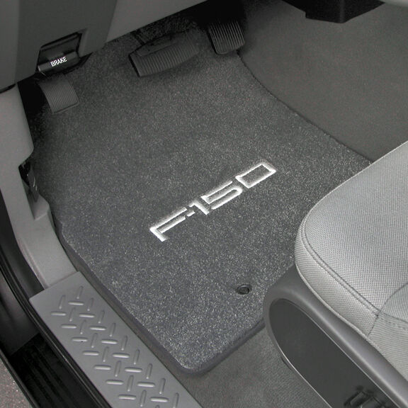 Lloyd Velourtex Carpet Floor Mats With F 150 Embroidery