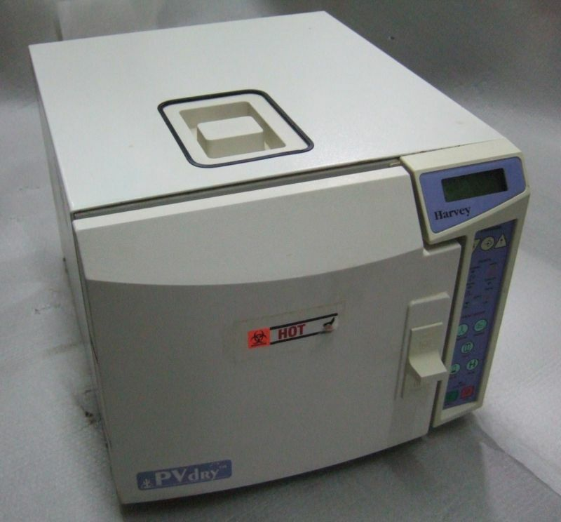 Harvey pv dry steam autoclave sterilizer dental tattoo ebay for Cheap autoclaves tattooing