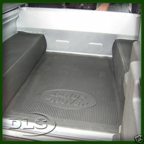 Land Rover Defender 90 Full Rear Loadspace Mat Oe Ebay