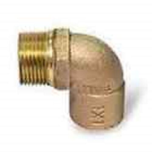 Plumbing copper fitting male elbow ˚ quot ebay
