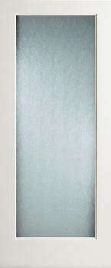 Rain Textured Decorative Glass French Doors 8 Wood Types