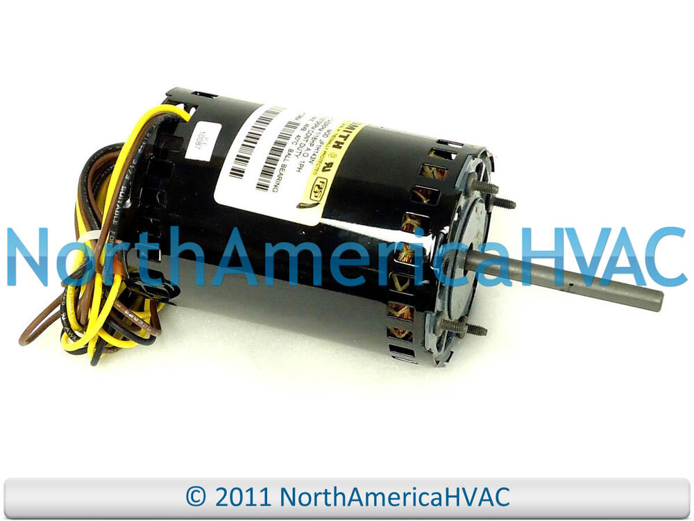 A o smith carrier bryant payne inducer motor jf1h143n for Ao smith furnace motors