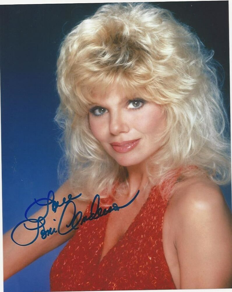 loni anderson new recent